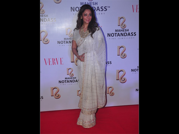 Gauri In White