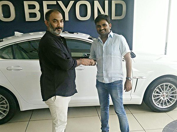 Also Read : WOW! Director Maruthi Gets A Jaguar For Bhale Bhale Magadivoy Success