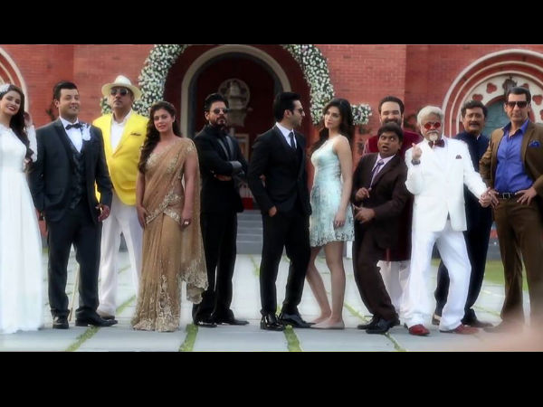 The Dilwale Team