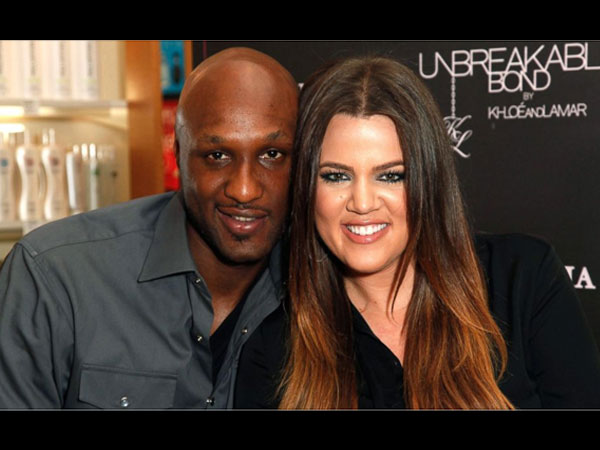 Shocking! Khloe & Lamar Not Patching Up?