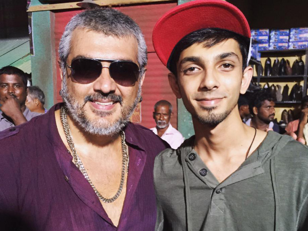 We Are Thala Ajith Fans Sir, We Will Make Vedalam A Massive Hit: Anirudh