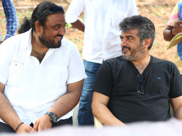Siva On Vedalam's Comedy Sequences