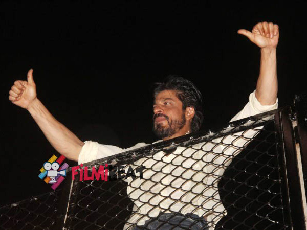 Shahrukh Khan's 50th B'Day