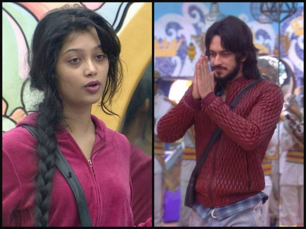Bigg Boss 9: Digangana & New Wild Card, Rishabh, Had A Bad History?