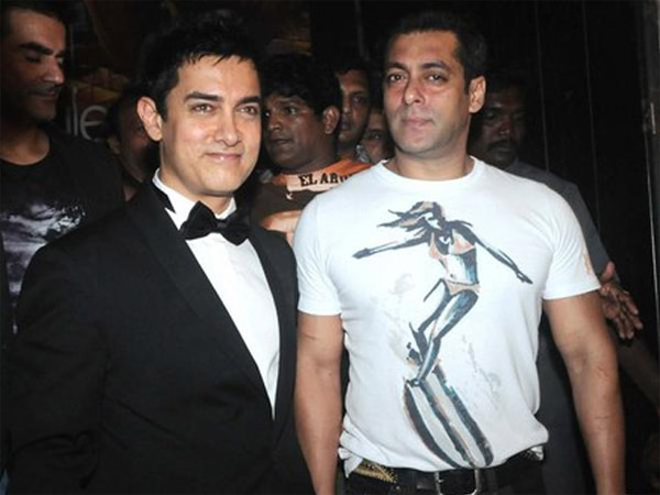 Aamir And Salman