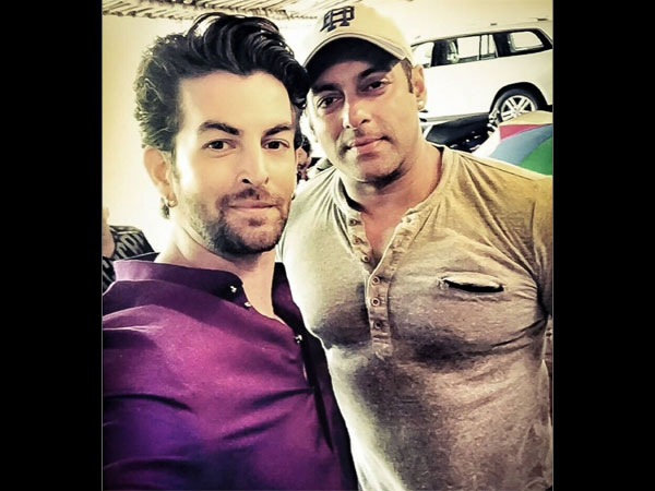 Neil With Salman
