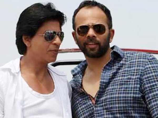 SRK With Rohit