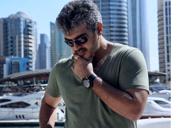 Thala Ajith To Undergo Knee And Shoulder Surgery On November 24th