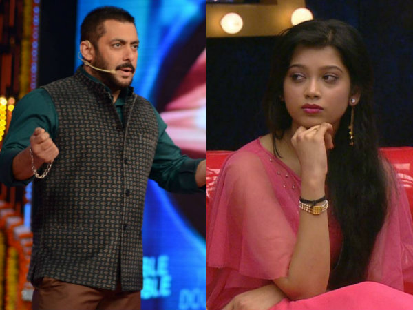 Salman Tells Contestants To Act Like A Mature