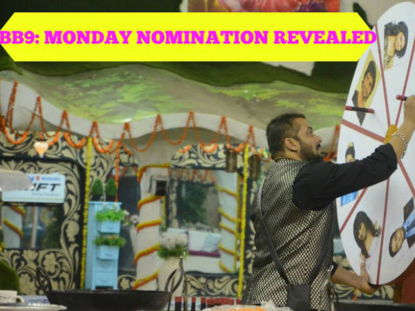 Bigg Boss 9: Fifth Week Nomination