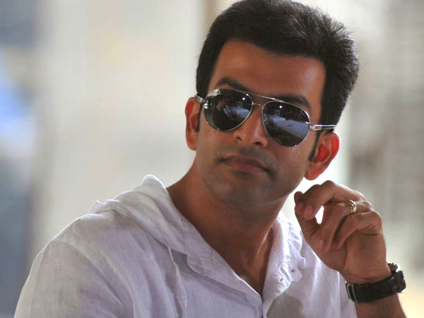 Prithviraj Stops Signing Projects!