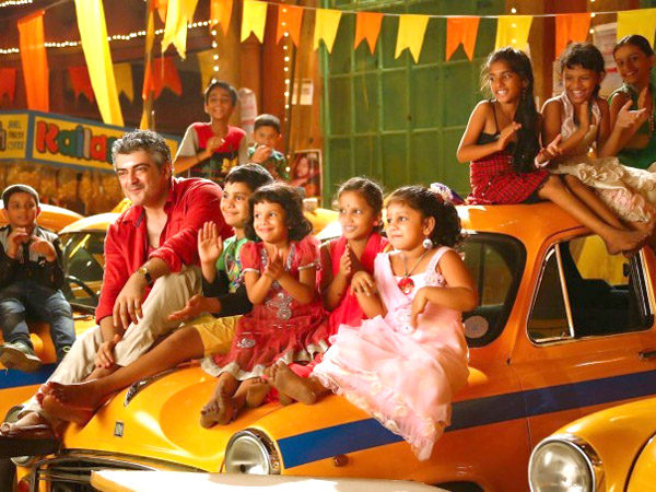 Vedalam Has Extracted 'The Best' From Ajith!