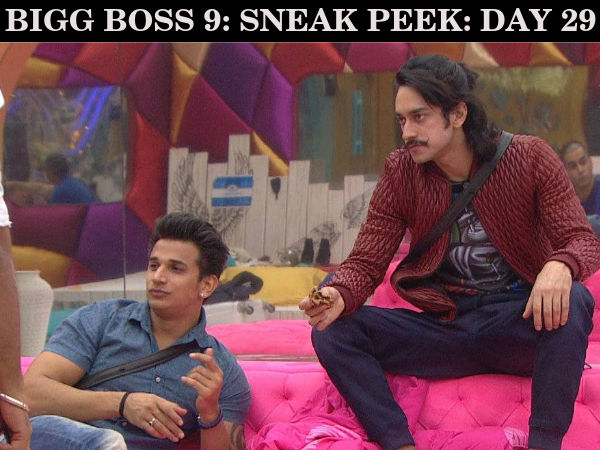 Captain Rishabh Troubles Housemates, Another Fight To Start