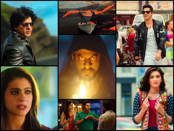 Dilwale Trailer: Watch Shahrukh-Kajol Blow Your Mind With This Epic Film
