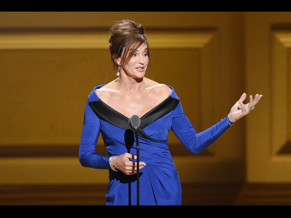 Caitlyn Jenner 'Glamour Woman Of The Year'!