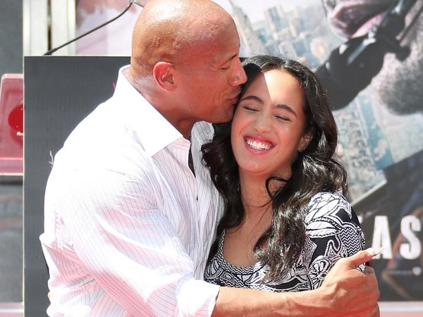 Dwayne 'The Rock' Johnson Expecting A Baby Girl!