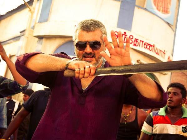Vedalam Second Day (Wednesday) Box Office Collections: 25 Crores In Tamil Nadu Alone!