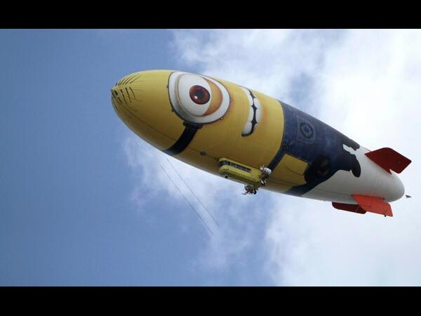 The Despicablimp