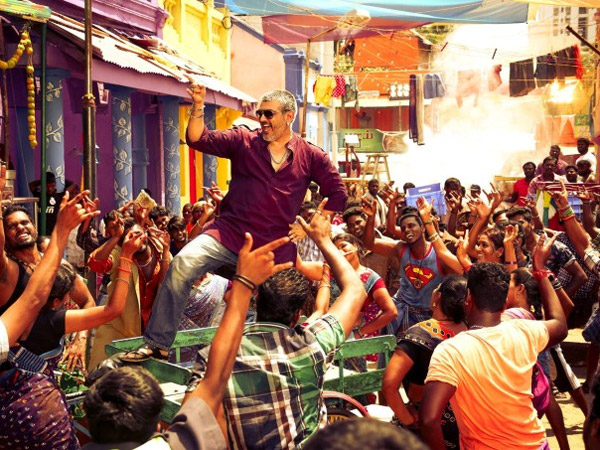 When Vedalam Stormed Mayajaal