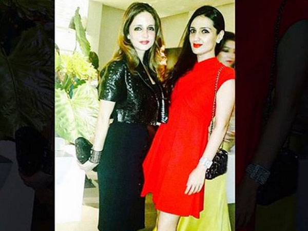 Hrithik's Ex-Wife Sussanne Khan