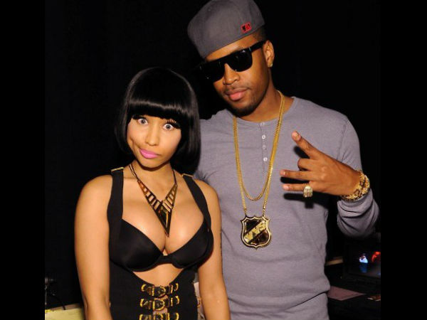 Nicki Minaj's Ex-Boyfriend Plans To Sue Her