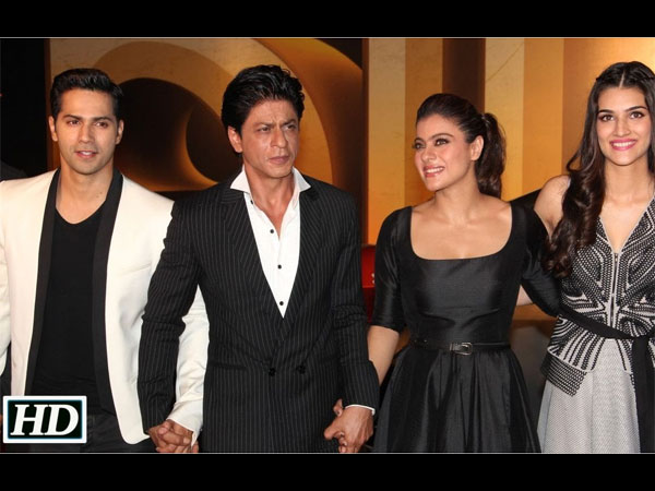 Dilwale Team