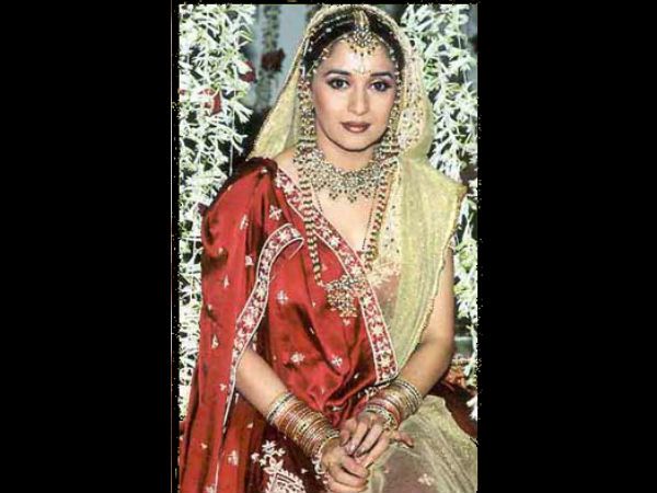 Madhuri's Wedding Outfit