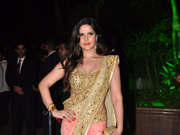 Heroine Of Hate Story 4: Who Encouraged Zarine Khan To Do Bold Scenes In Hate Story