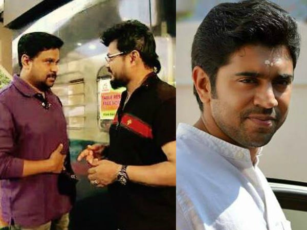 SHOCKING! Nadhirshah Replaces Dileep With Nivin Pauly!