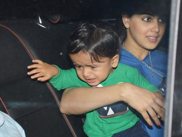 Riaan With Genelia