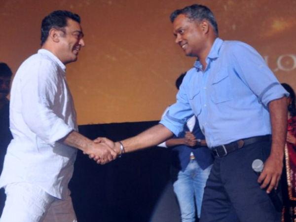 Gautham Menon To Direct Kamal Haasan In The Sequel Of A 1994 Superhit Film?