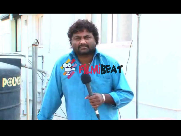 Is Huccha Venkat Using The Media For Publicity? (VIDEO)
