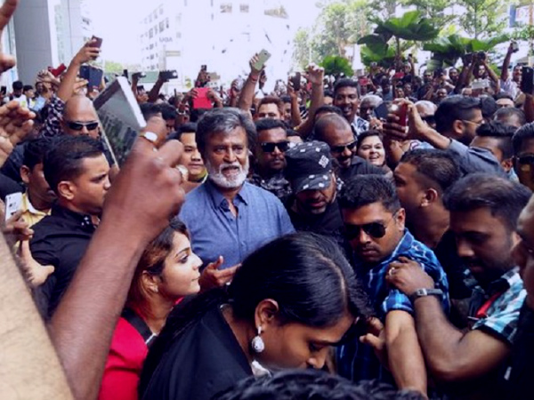 You Too Malaysia? Will Rajinikanth's Popularity Be Turned Into Votes In The Upcoming Elections?