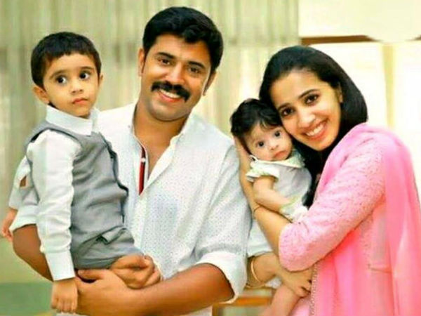 Nivin Pauly Becomes A Father Again?