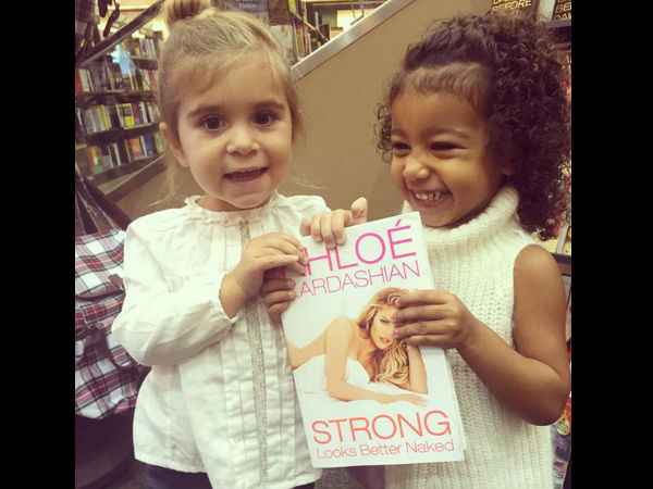 Toddlers North & Penelope Promote Aunt Koko Loco's Book!