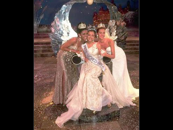 Aishwarya Was Crowned Miss World In 1994
