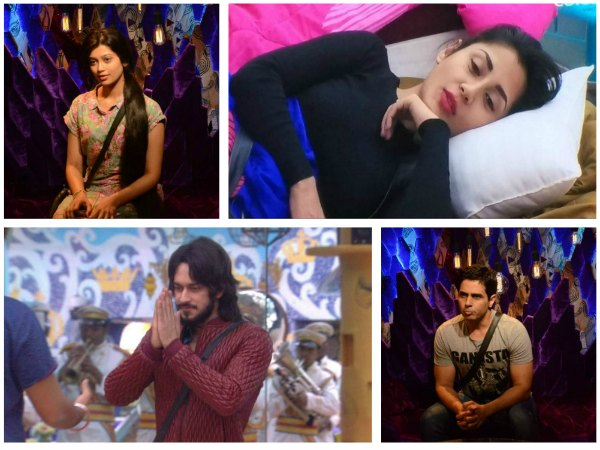 Who Will Get Evicted This Week - Rimi, Digangana Or Rishab?