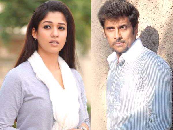 Confirmed: Kajal Aggarwal Ousted, Vikram & Nayantara Pair Up For The First Time In Marma Manithan!