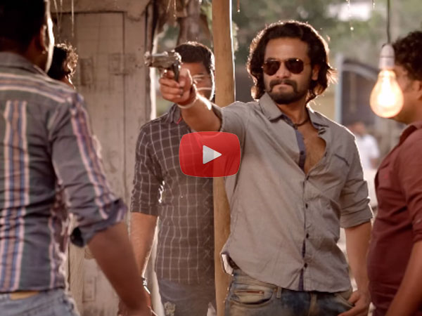 WATCH: Roaring Star Srimurali's Official Trailer Of 'Rathaavara'