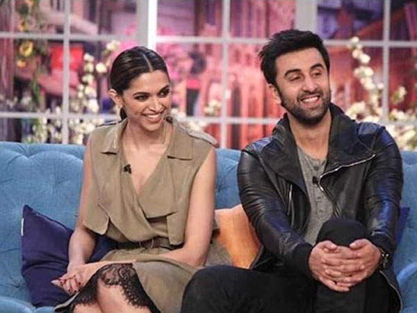 Deepika-Ranbir On A TV Show