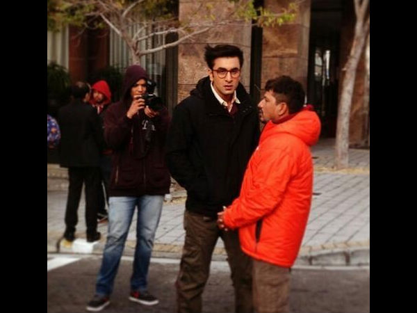 Ranbir On Jagga Jasoos