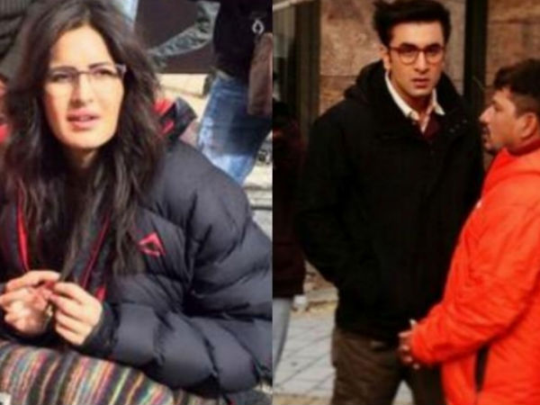 Real Life Couple, Ranbir-Katrina