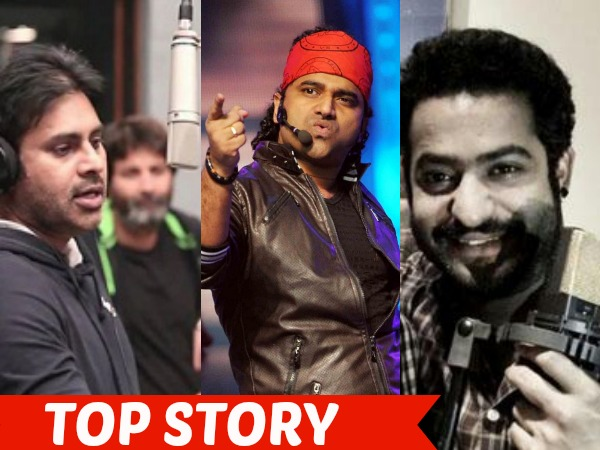 DSP Reveals Interesting Updates About Pawan Kalyan's Sardaar & NTR's Nannaku Prematho