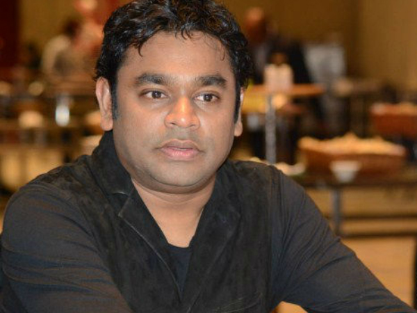 I Don't Want My Music To Be Bigger Than The Movie: AR Rahman