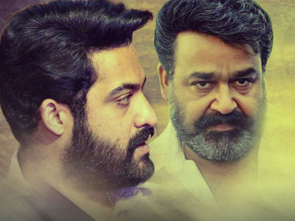 OFFICIAL NOW! Mohan Lal To Team Up With NTR & Koratala Siva