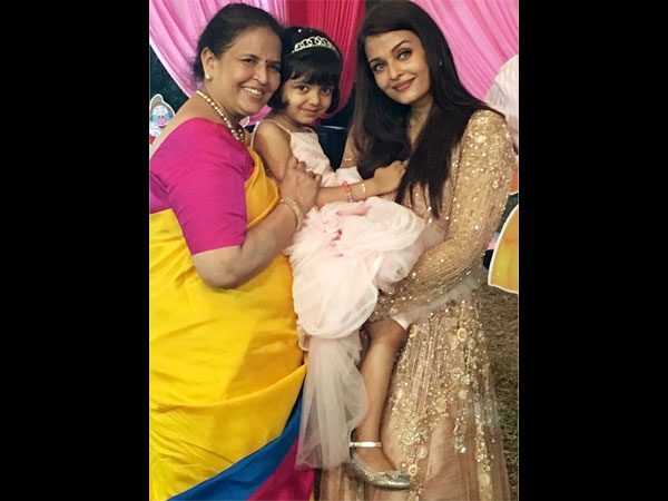 Aaradhya's Birthday Picture