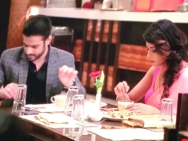 Raman Meets Ruhi's Teacher