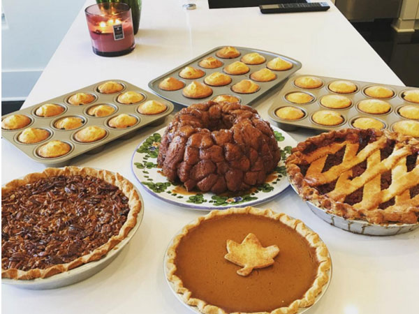 LOOK! How The Kardashians Are Celebrating Thanksgiving!