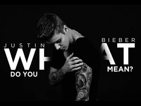 What Do You Mean- Justin Bieber