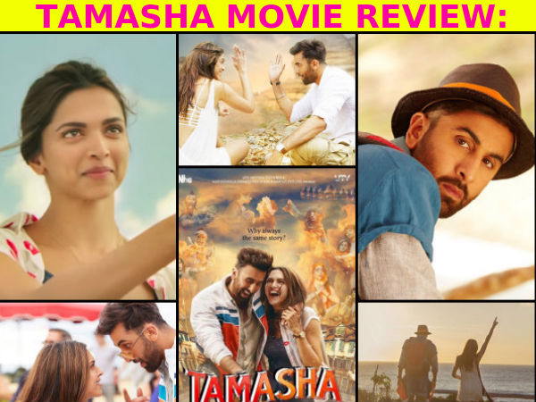 Tamasha | Tamasha Review | Movie Review | Ranbir Kapoor ...